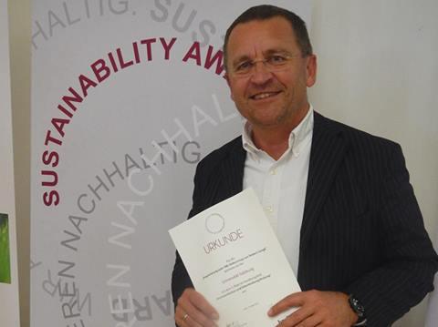 Sustainability Award für Ringvorlesung zum 100. Geburtstag von Robert Jungk!