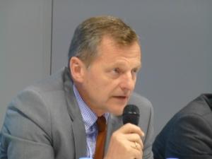 Landtagsabgeordneter Hans Scharfetter