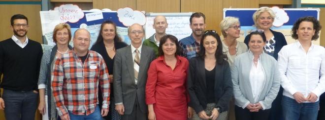 Zukunftswerkstatt zu einer Demenzfreundlichen Stadt Salzburg am 20. April 2015 im Auftrag der Sozialabteilung der Stadt Salzburg
