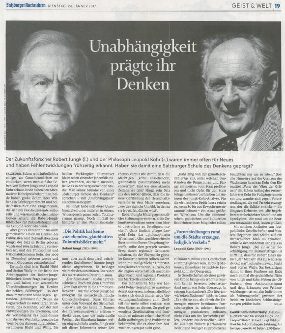 170124 SN Zukunftsdenken bei Robert Jungk und Leopold Kohr.jpg